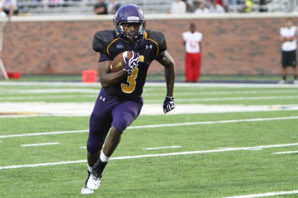 UMHB's Michael Carpenter named ASC Offensive Player of the Week (Photo Credit: Tammy Kelley)