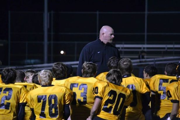 Bruceville-Eddy Athletic Director and Head Football Coach Chris Lancaster resigned on Tuesday. (Bruceville Eddy Sports Facebook)