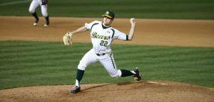 Baylor's Doug Ashby earns Big 12 Baseball Spring Scholar-Athlete of the Year. First for the program. (Baylor Athletics Facebook)