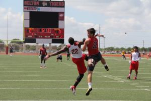Belton hosts the annual 7-on-7 Lone Star Shootout.