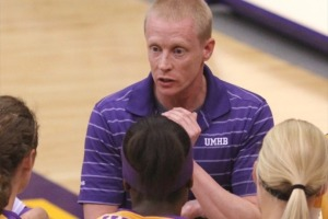 Rob Frost has decided to remain UMHB head volleyball coach, after accepting position at Abilene Christian. (Cru Athletics)