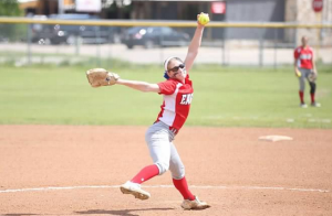 Salado pitcher Morgan Hill is one of five H.O.T. area players selected for TGCA All-Star game on July 11 in Arlington. (Courtesy photo)