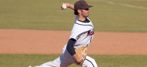 Tyler Watson was selected by the Los Angeles Angels in the 2014 MLB draft. (McLennan Athletics)