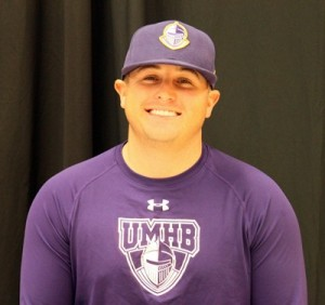 Nate Shipp becomes full-time assistant baseball coach at UMHB (Cru Athletics)