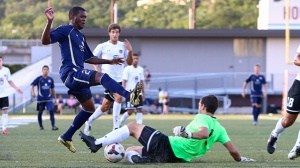 The Austin Aztex title defense came to an end Saturday evening when they lost 2-0 to the Ocala Stampede in the Southern Conference Championship. (Photo courtesy of Austin Aztex)