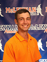 McLennan sophomore Nick Krsnak will play in the U.S. Amateur Public Links Championship at the Sands Creek Station Golf Course in Newton, Kansas, next week. (McLennan Athletics)