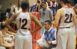 Chris Marks agrees to become first assistant under new head coach Misty Wilson. (Sul Ross Athletics)
