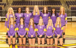 UMHB Volleyball tied for 23rd in AVCA Top 25 Poll. (UMHB Athletics)