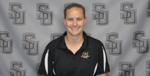 Jamie Meshew will assume the role of head coach for the remainder of the 2014 season on an interim basis. (Southwestern Athletics courtesy photo)