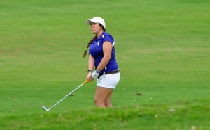 Beatriz Prados finished third at Dallas Baptist Women's Classic. (Tarleton Sports courtesy photo.)