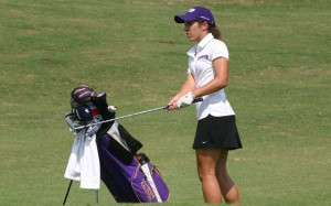 McKenzie Ralston has been named American Southwest Conference Women's Golfer of the Week for the third time this fall. (UMHB Athletics courtesy photo.)