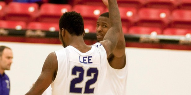 Mo Lee (22) named MVP of South Point Holiday Hoops Classic, Carter All-Tournament after leading Tarleton to sweep in Vegas. (Tarleton Sports courtesy photo)