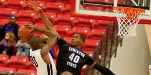 Lee, Carter lead Tarleton past Vikings in first game of South Point Holiday Hoops Classic in Las Vegas (Tarleton Sports courtesy photo)