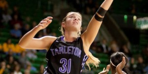 Karli Moore scores career-high 16 points, named all-tournament in Tarleton's Florida finale. (Tarleton Sports courtesy photo.)