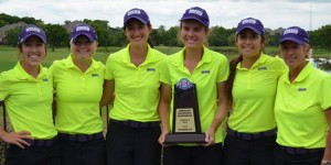 UMHB Women's Golf finishes second at 2016 ASC Tournament. (CruAtheltics)